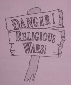 religious war