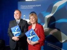 Experts: intense Scottish referendum debate already changed country's future