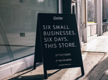 iZettle Gives Start Up Companies Chance Of A Lifetime