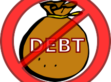 In Debt? You're Not Alone…