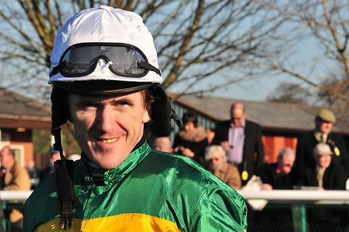 grand national jockey