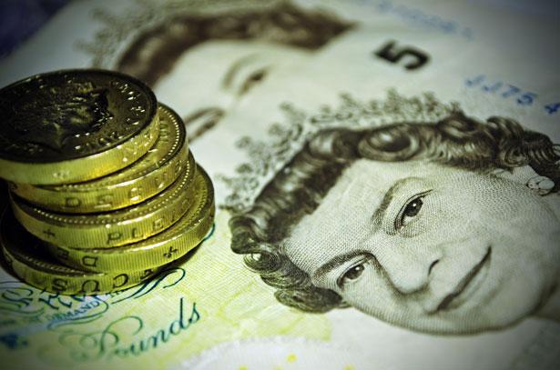 money - british