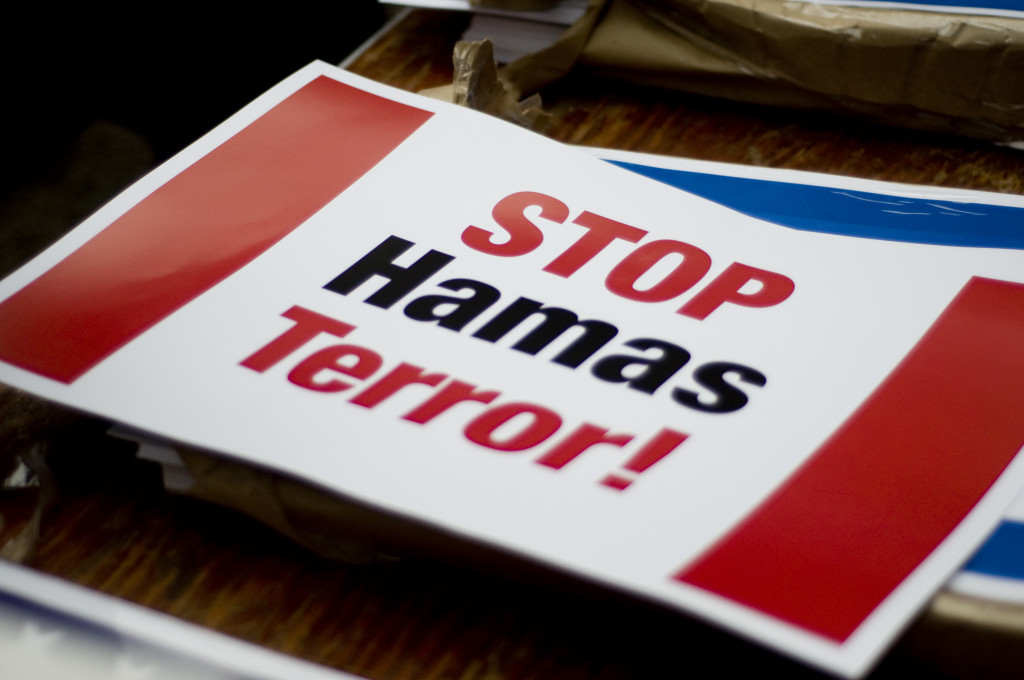 Should we view Hamas purely as terrorists or should we be more open to diplomacy?