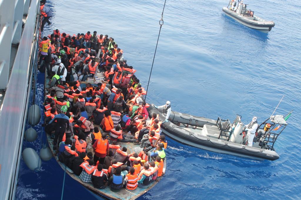 migrants europe