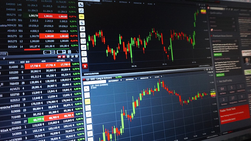 Different types of forex trading strategies