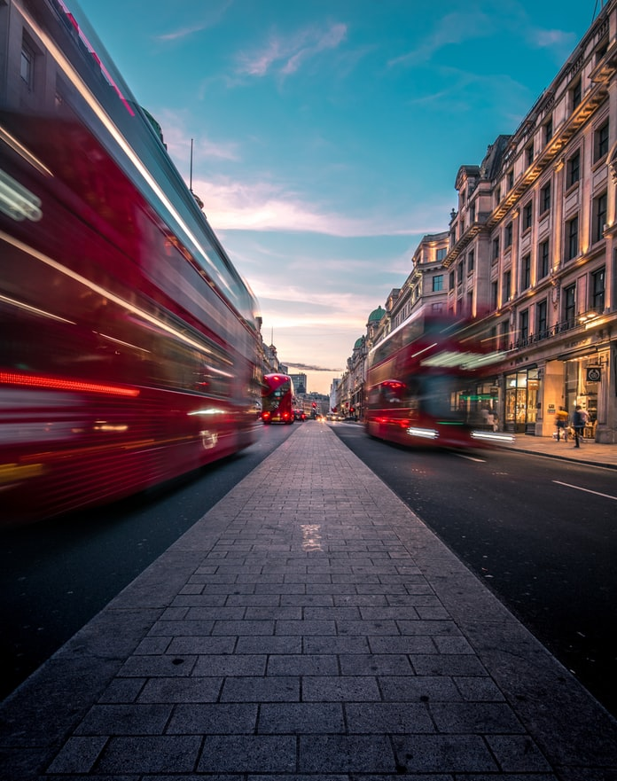 The Cleanest Travel Options When in London
