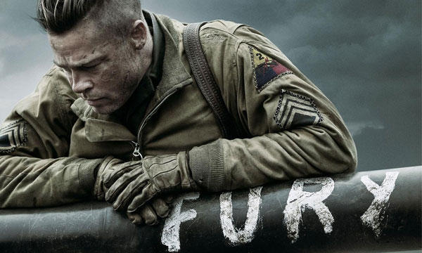 fury movie review