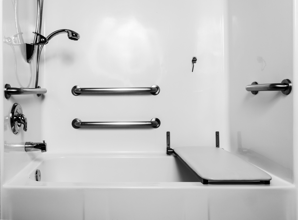 elderly bathroom