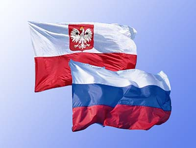 russia and poland