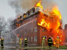 A business on fire: and how to avoid it!