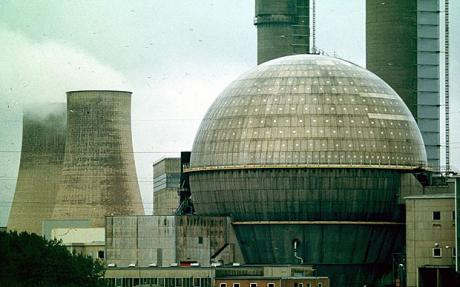 Sellafield  Nuclear Processing Plant