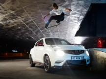 Driving And Skating Come Together With Nissan's Juke NISMO RS