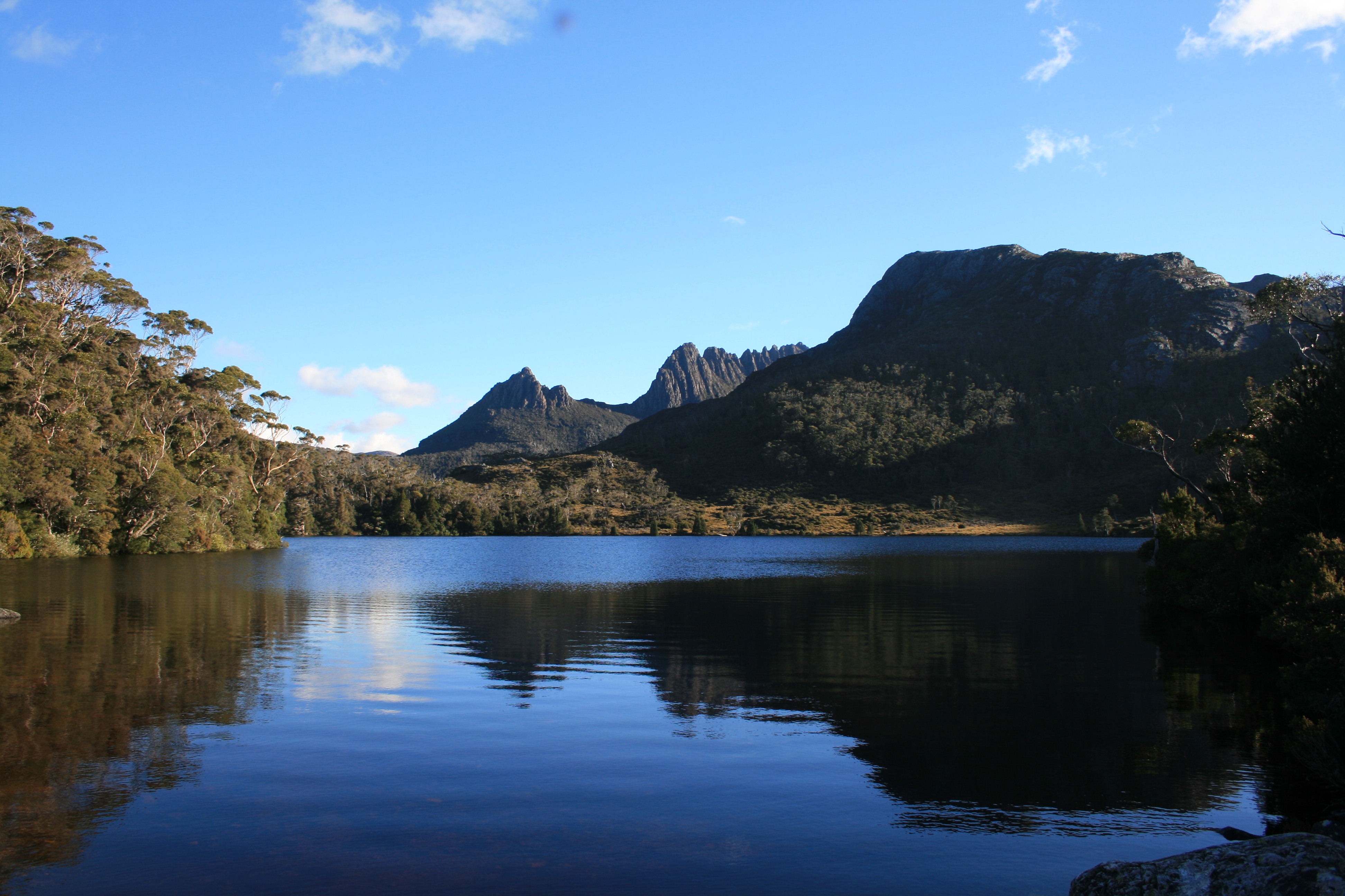 Tasmania Australia - National Park Cradle Mountain