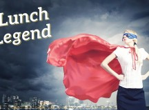 Win A Free Feast With Lunch Legend