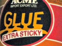 Audio Book Give-Away: Flash in the Pan: Sticks Like Glue