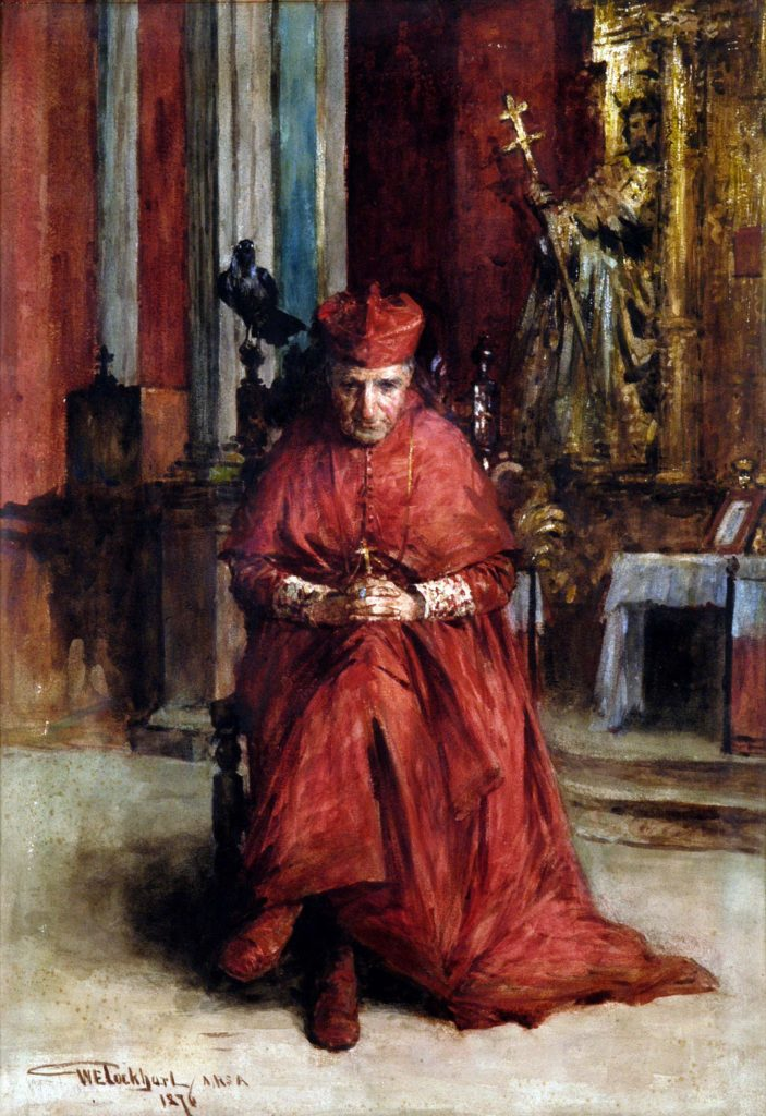 A Trilogy of Red: Part 2 – Cardinal