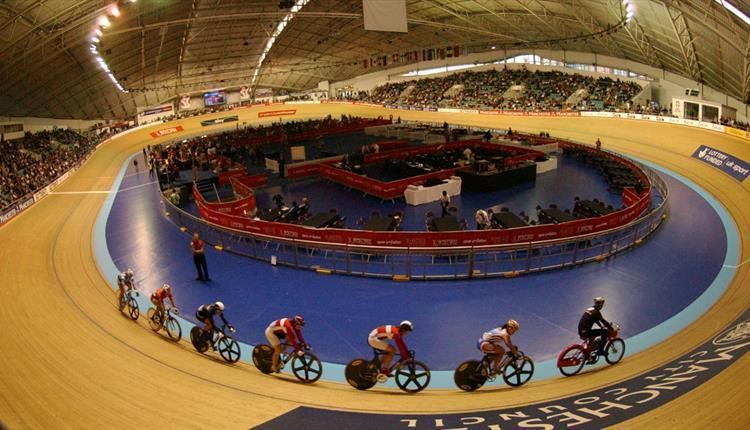 National Cycling Centre (The Velodrome)