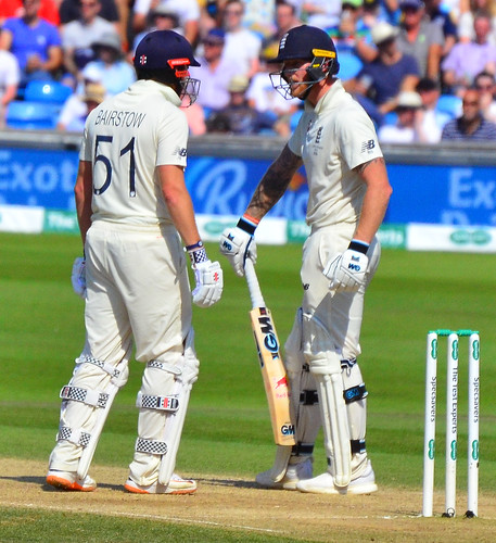 Does Bairstow have an England future?