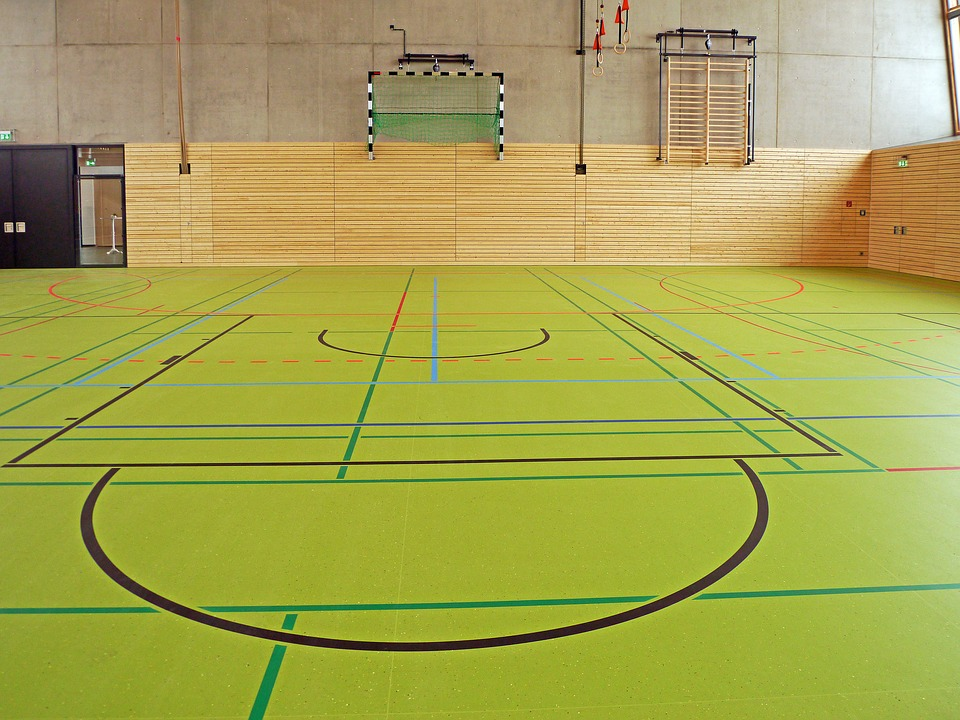 5 Considerations When Building a Sports Hall